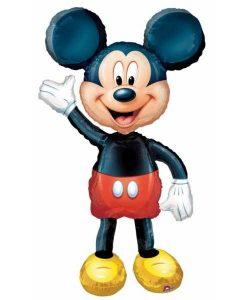 Balon folie Mickey Mouse Airwalker