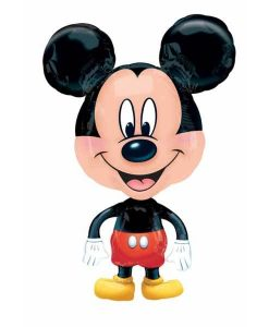 Balon folie mini Mickey Mouse AirWalkers