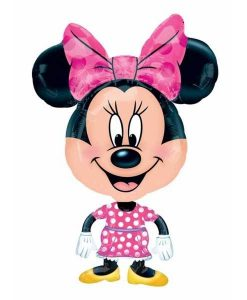 Balon folie mini Minnie Mouse AirWalkers