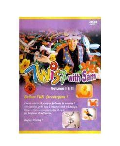 DVD twisting