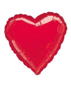 Balon folie inima 81 cm