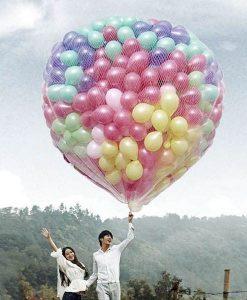 plasa baloane heliu