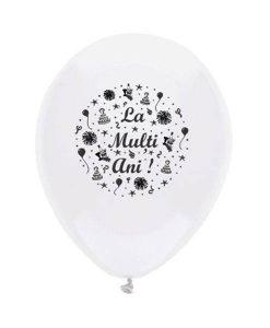 Baloane inscriptionate La Multi Ani