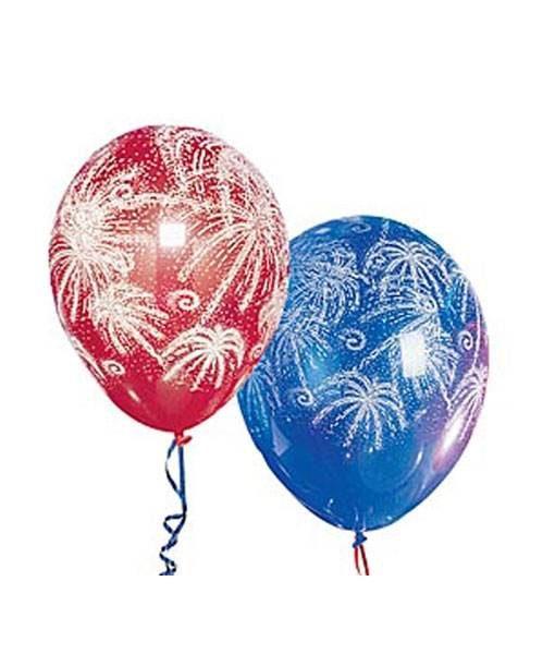 Baloane inscriptionate Fireworks
