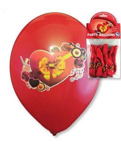 baloane inscriptionate inima