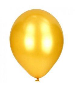 Baloane 12 cm metalizate