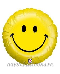Balon folie Smiley