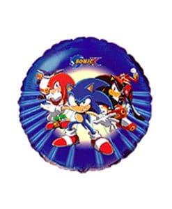 balon folie Sonicx