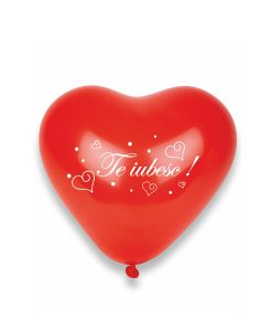 Baloane inima Te iubesc